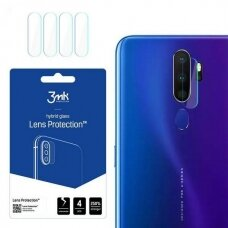 3MK Lens Protect Oppo A11x Protection for camera lens 4 pcs.