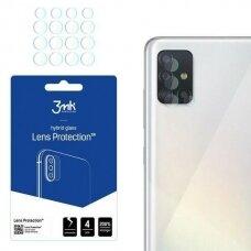 3MK Lens Protect Sam A52/A52 5G Protection for camera lens 4 pcs.