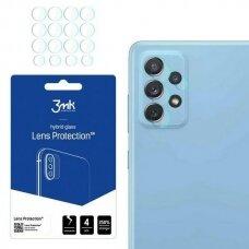 3MK Lens Protect Sam A725 A72 Protection for camera lens 4 pcs.