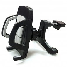 Air Vent Mobile Phone Holder black (CF04) (HUTL) (hutl)