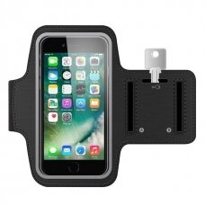 Armband case Universalus 4.7' black