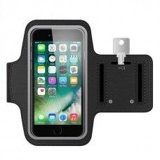 Armband case Universalus 6.3' black
