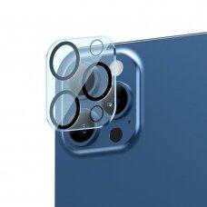 Baseus 2x 0,3 mm camera tempered glass iPhone 12 Pro Max (SGAPIPH67P-AJT02)