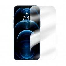 Baseus 2x 0,3 mm Full-glass Super porcelain crystal Tempered Glass For iPhone 12 Pro Max transparent (SGAPIPH67N-LI02)