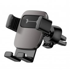 Baseus Cube Gravity Car Mount Air Vent Phone Bracket Holder black (SUYL-FK01) (HUTL) (hutl)