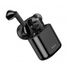 Baseus TWS Encok W09 mini wireless earphone Bluetooth 5.0 TWS Black (NGW09-01) (HUTL) (hutl)