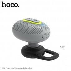 Bluetooth handsfree Hoco E28 grey