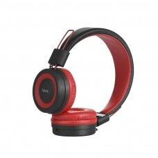 Bluetooth handsfree Hoco W16 red