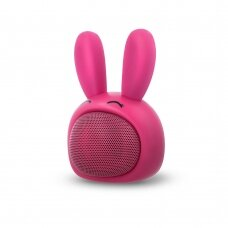 Bluetooth portable speakers Forever Sweet Animal Rabbit Pinky ABS-100