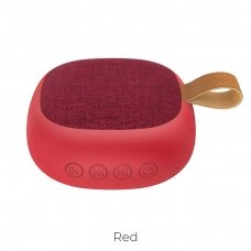 Bluetooth portable speakers Hoco BS31 red