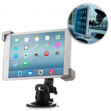 Car Tablet Windshield Suction Holder Mount Universal (7-10 inch)  (hutl)