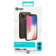 Case BeHello Gel Apple iPhone 12 mini black