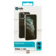 Case BeHello ThinGel Samsung A217 A21s transparent