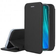 Case Book Elegance Samsung A125 A12 black