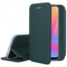 Case Book Elegance Samsung S21 dark green