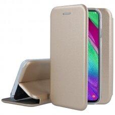 Case Book Elegance Samsung S21 gold