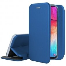 Case Book Elegance Samsung S21 navy