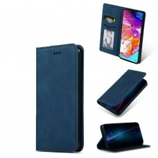 Case Business Style Huawei P Smart 2021 dark blue