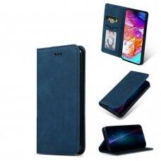 Case Business Style Samsung A035 A03s dark blue