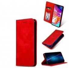 Case Business Style Samsung A035 A03s red