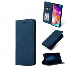 Case Business Style Samsung A105 A10 dark blue