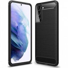 Case Carbon Lux Samsung S21 Plus/S30 Plus black