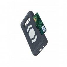 Case Defender Magnetic Samsung A750 A7 2018 black