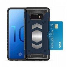 Case Defender Magnetic Samsung G970 S10e dark blue