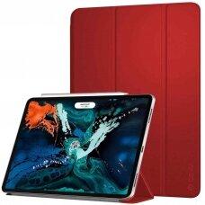 Case Devia Leather Case Apple iPad Pro 10.5 2017/iPad Air 2019 red