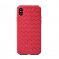 Case Devia Yison Apple iPhone X/XS red