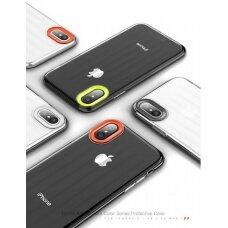 Case Devia Yonger Apple iPhone X/XS yellow