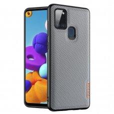 Case Dux Ducis Fino Samsung A217 A21s gray
