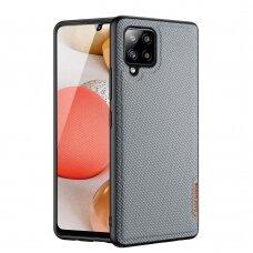 Case Dux Ducis Fino Samsung A426 A42 5G gray