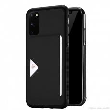 Case Dux Ducis Pocard Samsung G981 S20 black