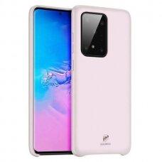 Case Dux Ducis Skin Lite Samsung G988 S20 Ultra pink