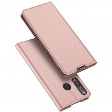 Case Dux Ducis Skin Pro Huawei P40 Lite E/Y7 P rose-gold