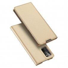 Case Dux Ducis Skin Pro Samsung Note 20 gold
