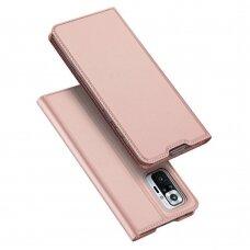 Case Dux Ducis Skin Pro Xiaomi Poco M3 Pro 4G/5G/Redmi Note10 5G rose-gold