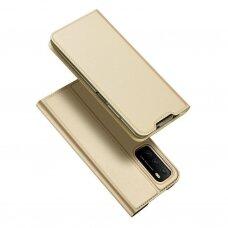 Case Dux Ducis Skin Pro Xiaomi Poco M3/Redmi 9T gold