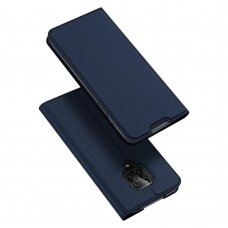 Case Dux Ducis Skin Pro Xiaomi Redmi Note 9 Pro/Note 9 Pro Max dark blue