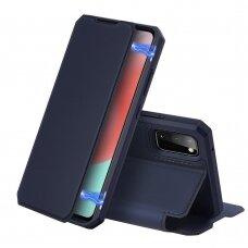 Case Dux Ducis Skin X Samsung A41 A415 dark blue