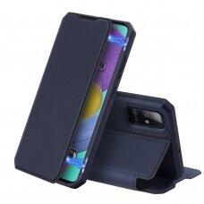 Case Dux Ducis Skin X Samsung A515 A51 dark blue