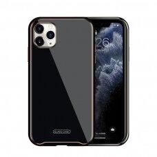 Case Glass Case Apple iPhone 11 black