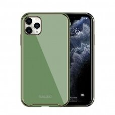 Case Glass Case Apple iPhone 11 light green