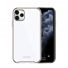 Case Glass Case Apple iPhone 11 white
