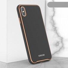 Case Glass Case Apple iPhone XR black