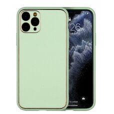 Case Gold Line Samsung A515 A51 light green