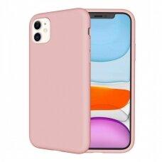 Case Liquid Silicone 1.5mm Apple iPhone 11 pink
