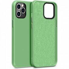 Case Liquid Silicone 1.5mm Apple iPhone 12/12 Pro mint