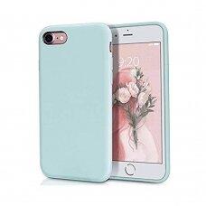 Case Liquid Silicone 1.5mm Apple iPhone 7/8/SE2 mint